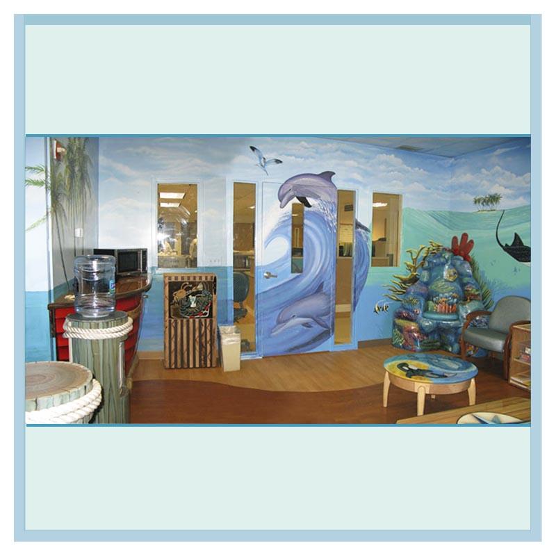 Pediatric Parent Lounge D 228 Nay Design