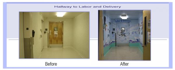 L&D Hallway2