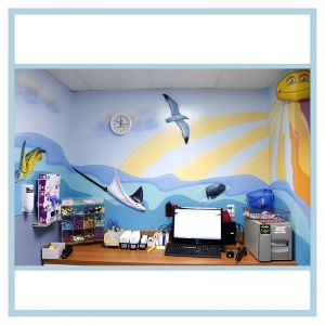 wall-stickers-decals-fish-art-hospital-design-lab-sunshine-stingray-healing-design