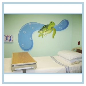 decals-stickers-for-hospital-wallsl-healthcare-design-fish-art-crabs-coral-patient-room-decorations-tropical-theme-turtle