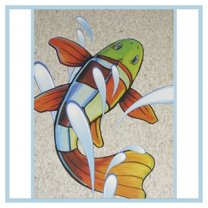 graphics-floor-decals-stickers-fish-splashes-hospital-art-healthcare-design-wayfinding