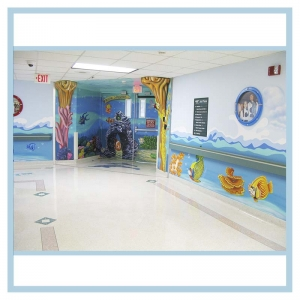 peds-entrance-artwork-3d-mural-hospital-art-healthcare-design