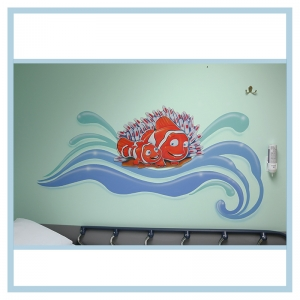 wall-stickers-decals-fish-art-hospital-design-same-day-surgery-artwork