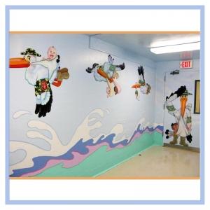 storks-in-military-hospital-hallway-healthcare-design-hospital-art