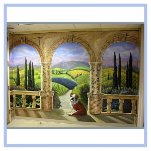 tuscany-theme-healthcare-design-hospital-murals