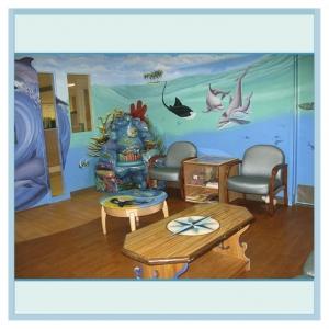 Pediatric Parent Lounge