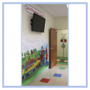 doctors-office-art-railroad-theme-train-conductor-healthcare-design