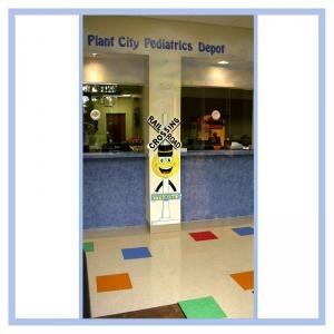 railroad-crossing-welcome-sign-doctors-office-art-healthcare-design