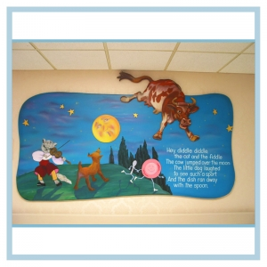 hey-diddle-diddle-the-cat-and-the-fiddle-mural-for-hospitals