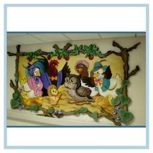 mother-goose-and-friends-mural-hospital-design-for-children