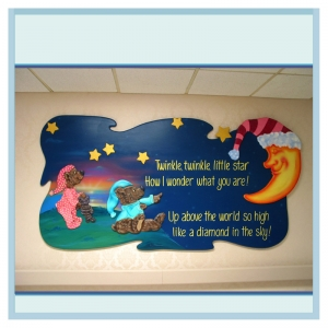 twinkle-twinkle-little-star-nursery-rhyme-mural-hospital-art