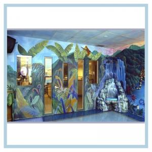 waterfall-chair-healing-environment-hospital-art-healthcare-design