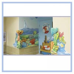 3d-mural-in-hospital-healthcare-design-art-artist