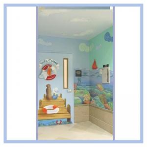 oncology-entrance-hospital-art-murals-healthcare-design-childrens-rooms