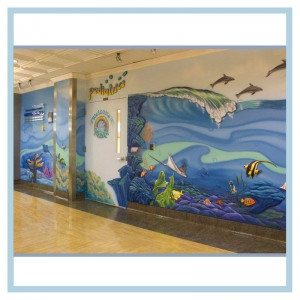 hospital-hallway-art-murals-3d-fish