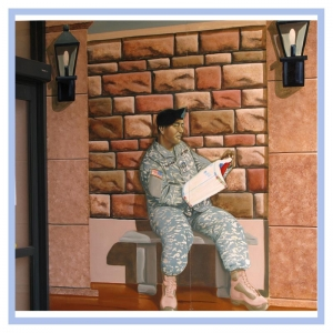 military-personnel-in-mural-healthcare-design-hospital-art