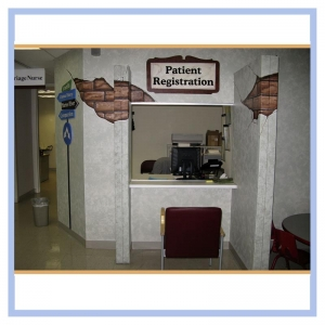 patient-registration-sign-military-hospital-art-murals-healthcare-design