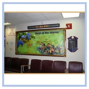 rock-of-the-marne-healthcare-design-hospital-art-military-artwork