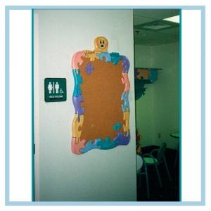 jigsaw-puzzle-cork-board-hospital-design-wall-art
