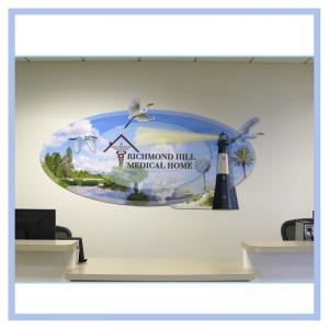 3d-birds-lighthouse-healthcare-design-clinic-mural-military-art
