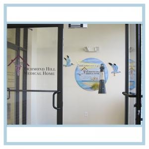 mural-for-doctors-office-lighthouse-theme-birds-art