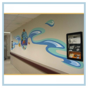 water-splash-wall-art-hospital-design-fort-steward-military-hospital-artwork