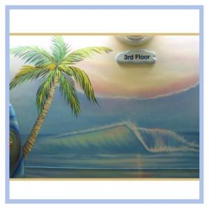 beach-theme-wave-palm-tree-hospital-art-health-care-design