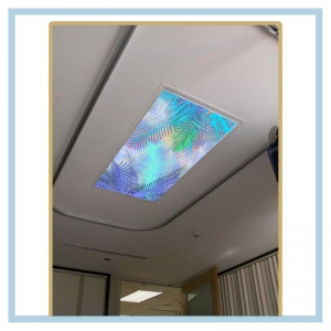 light-panel-ceiling-art-distraction-in-hospitals-healthcare-design