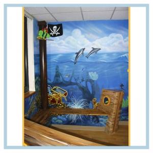 pirate-flag-underwater-treasure-nautical-theme-hospital-art-healthcare-design