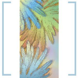 soft palms light panel