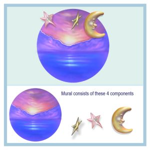 mp3-36-sun-moon-stars-hospital-art-wall-murals - Copy