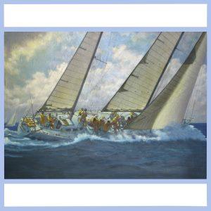 equation sailboat