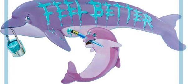 Feel Better Dolphins