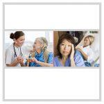 nurse showing compassion