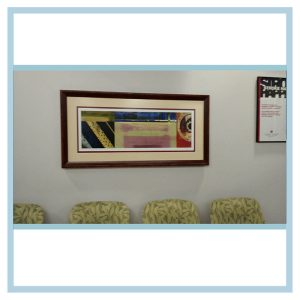 hospital art, the patient experience, compassion in healthcare environments